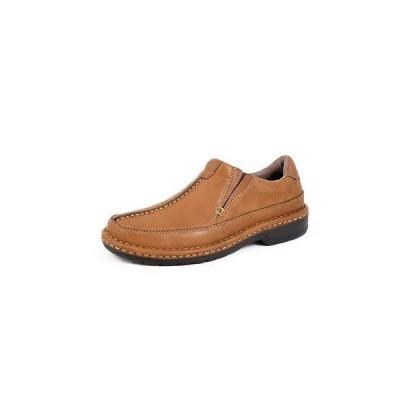 ウエスタン カウボーイ カジュアル シューズ 靴 海外セレクション Roper Western シューズ メンズ Opanka スリッポン 12 D Tan 09-020-1750-0041 TA