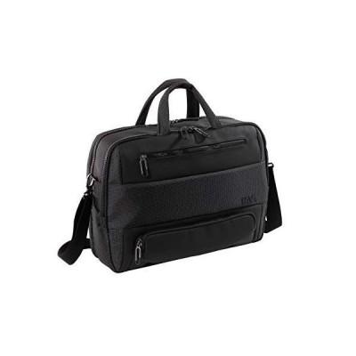 [ナヴァ・デザイン] Gate Briefcase square GT085 BLK black