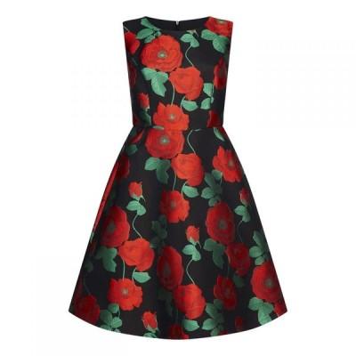 ユミ Yumi レディース ワンピース ワンピース・ドレス Floral Jacquard Dress Multi
