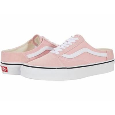 (取寄)バンズ ユニセックス オールド スクール ミュール Vans Unisex Old Skool Mule Powder Pink/True White