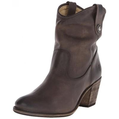 フライ レディース ブーツ FRYE Women's Jackie Button Short Boot