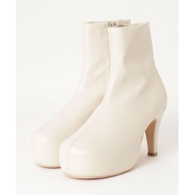 chumchum / minia / プラットフォームフィットブーツ WOMEN シューズ > ブーツ