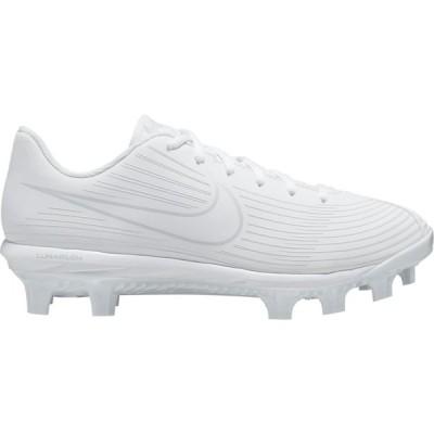 ナイキ Nike レディース 野球 シューズ・靴 Lunar Hyperdiamond 3 Varsity MCS White/White/Pure Platinum