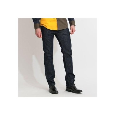 ゲス GUESS Slim Straight Denim Pant (RINSE)