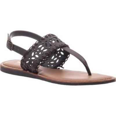 マデライン Madeline レディース サンダル・ミュール トングサンダル シューズ・靴 Icon Thong Sandal Walnut Synthetic