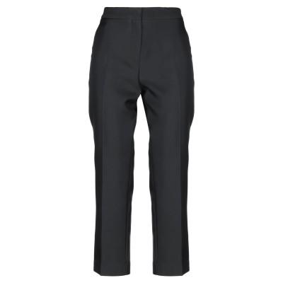 ジル サンダー JIL SANDER パンツ ブラック 34 ナイロン 65% / シルク 35% / レーヨン / キュプラ パンツ