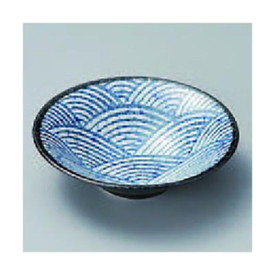 青海波5.0平鉢 065-06-464