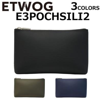 ETWOG エトウォグ E3POCHSILI2 ポーチ 小物入れ レディース メンズ