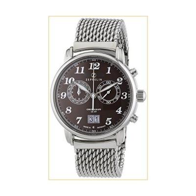 Zeppelin Men's Watch XL LZ127 Graf 7684M3 Chronograph Quartz Stainless Steel 並行輸入品