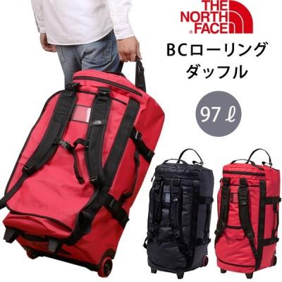 THE NORTH FACE ザ ノースフェイス BC Rolling Duffel(BCローリングダッフル )NM81902