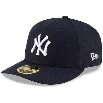 ニューエラ メンズ 帽子 アクセサリー New York Yankees New Era Authentic Collection On Field Low Profile Game 59FIFTY Fitted Hat N