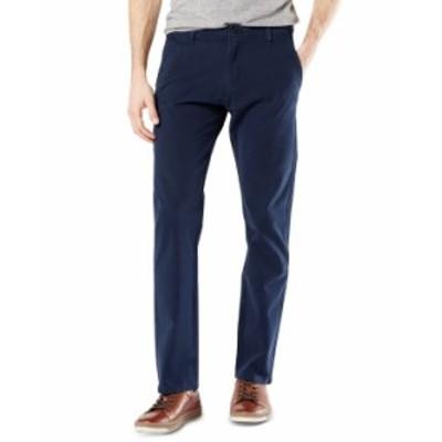 ドッカーズ メンズ カジュアルパンツ ボトムス Men's Big & Tall Ultimate Chino Pants Navy