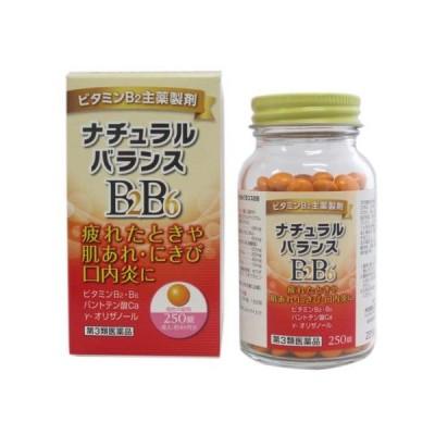 【第3類医薬品】 米田薬品工業 ナチュラルバランスBB 250錠