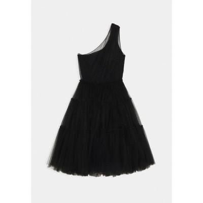 ヌメロ ヴェントゥーノ ワンピース レディース トップス Cocktail dress / Party dress - black