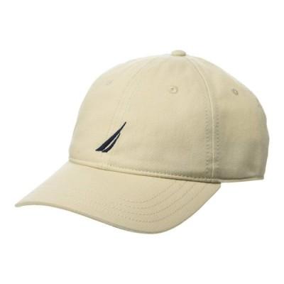 ノーティカ Nautica メンズ キャップ 帽子 Chino Twill J-Class Cap Oat
