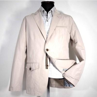 VAGIIE バジエ シングル カジュアル ジャケット 2つボタン ポリエステル M/L/LL メンズ ファッション 服 カジュアル 秋冬 春