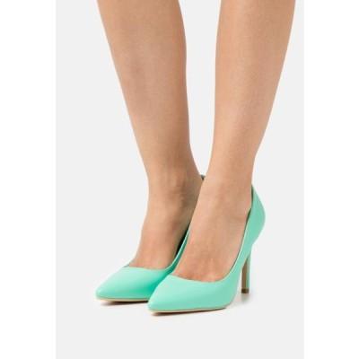 グラマラス レディース 靴 シューズ Classic heels - mint green