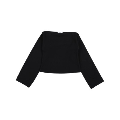 FUN & FUN T シャツ ブラック 10 コットン 95% / ポリウレタン 5% T シャツ