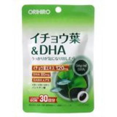 イチョウ葉&DHA    60粒