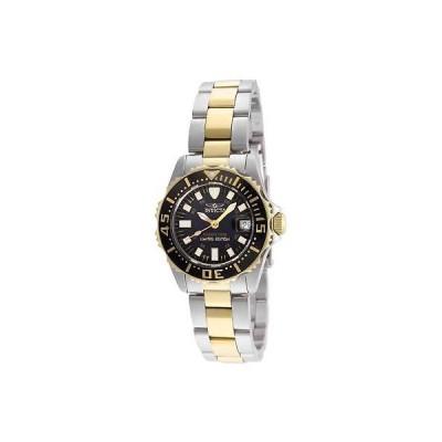インヴィクタ INVICTA レディース プロダイバー スチール ブレスレット ケース スイス クォーツ 腕時計 24617