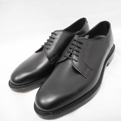 IDOt944191 ローク1880 靴 PERTH B ブラック レザー 7 1/2(約26cm) メンズ Loak1880 未使用【質みなみ・到津店】