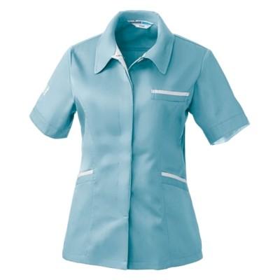 SOWA 422 レディース半袖スモック 作業服