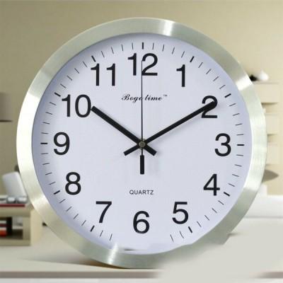 掛け時計 1Pc Clock Creative Professioanl Clock Hanging Hanging Wall Clock for Home Offcie