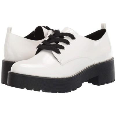 ダーティーランドリー Dirty Laundry レディース ローファー・オックスフォード シューズ・靴 Melodies White Patent
