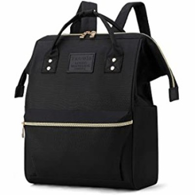 Tzowla Laptop Backpack College School Travel Business Book Doctor Shopping Bag Light Weight Casual Daypack for Women Men Girls B