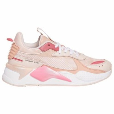 (取寄)プーマ レディース シューズ プーマ RS-X フェスティバル Puma Women's Shoes PUMA RS-X Festival Pink Brown White