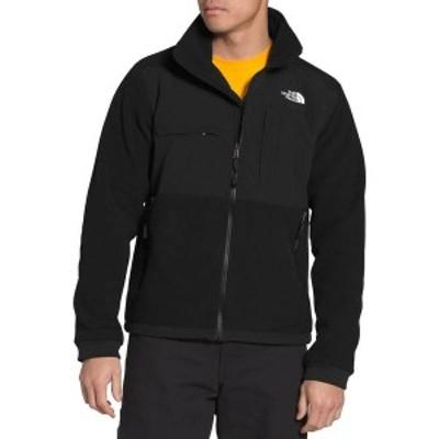 ノースフェイス メンズ ジャケット・ブルゾン アウター The North Face Men's Denali 2 Jacket TNF Black