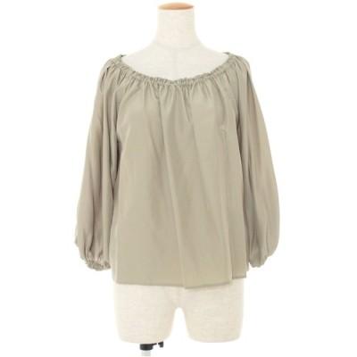 ダイアグラムグレースコンチネンタル Tシャツ カットソー ラウンドネック 長袖 36