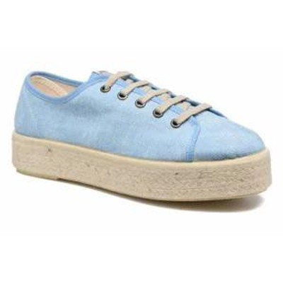 MTNG レディーススニーカー MTNG Trainers Tejano 69733 Blue Celeste