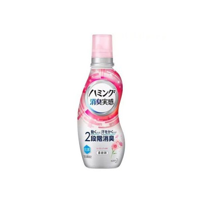 [花王]ハミング消臭実感 ローズガーデンの香り 本体 530mL