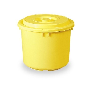 トンボ プラスチックつけもの容器20型 (押し蓋付)