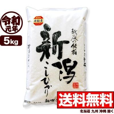 お米 5kg 岩船産コシヒカリ 令和2年産 送料無料 (北海道、九州、沖縄除く)