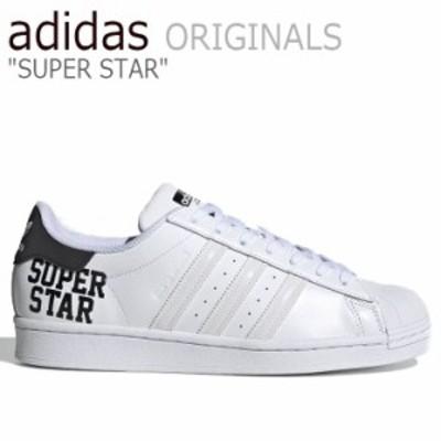 アディダス スーパースター スニーカー adidas メンズ レディース SUPERSTAR スーパースター WHITE ホワイト FV2813 シューズ