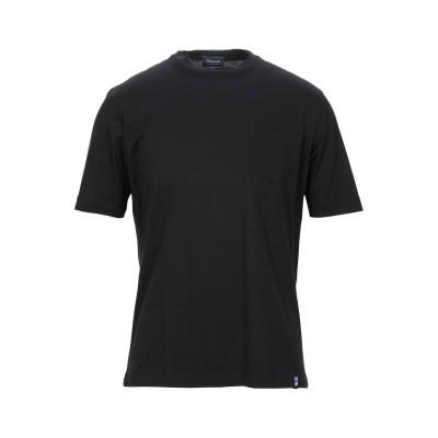 ドルモア DRUMOHR T シャツ ブラック XS コットン 100% T シャツ