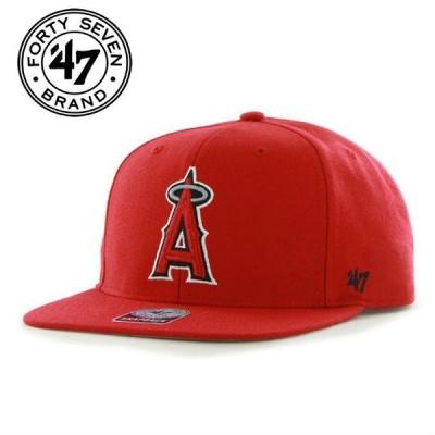 47Brand フォーティーセブンブランド 47 キャプテン レッド MLB01023 メンズ レディース ユニセックス 帽子 ロサンゼルス