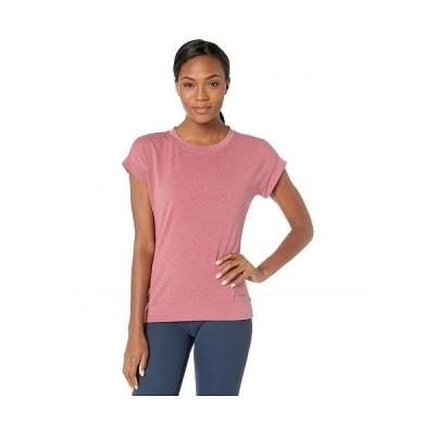 Marmot マーモット レディース 女性用 ファッション アクティブシャツ Morgan Short Sleeve Shirt - Dry Rose Heather