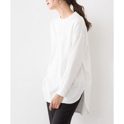 tシャツ Tシャツ オーガニックコットンロンT