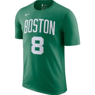 ケンバ・ウォーカー Tシャツ セルティックス Tシャツ ナイキ Tシャツ NBA グリーン Name & Number Performance T-Shirt【OCSL】