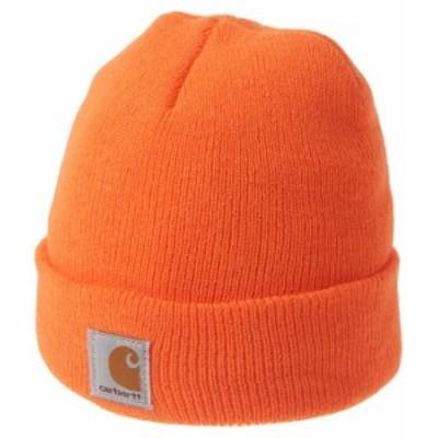 カーハート メンズ 帽子 アクセサリー Acrylic Watch Hat Blaze Orange