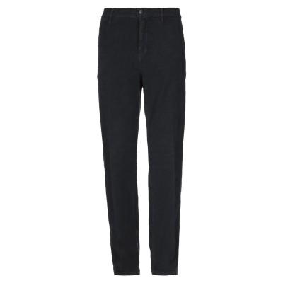 HOLIDAY JEANS COMPANY パンツ ブラック 56 コットン 98% / ポリウレタン 2% パンツ