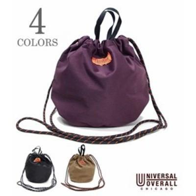 ユニバーサルオーバーオール サコシュ ポーチ UNIVERSAL OVERALL カラーザイルナイロンポーチ UVO-023