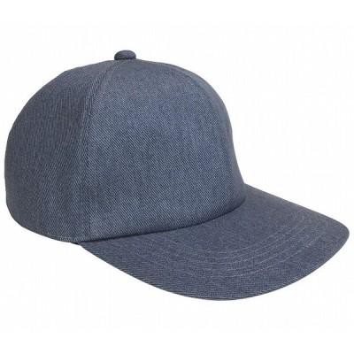 ベースボールキャップ デニム ROSINANTE オールドデニム545 ライトブルー・ブラック・ベージュ L/2L/3L/4L 大きいサイズOK 日本製 帽子