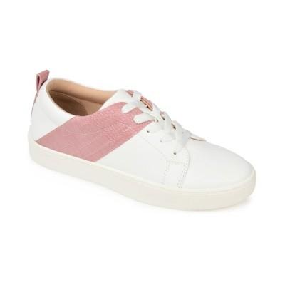 ジャーニーコレクション スニーカー シューズ レディース Women's Raaye Sneakers Rose