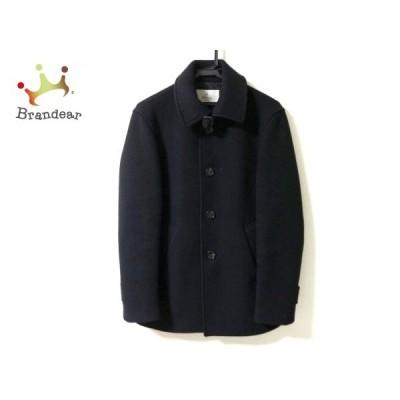 エディフィス EDIFICE コート サイズ46 XL メンズ 黒 冬物 新着 20200505