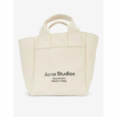 アクネ ストゥディオズ ACNE STUDIOS レディース トートバッグ バッグ Aleah Canvas Tote Bag BEIGE