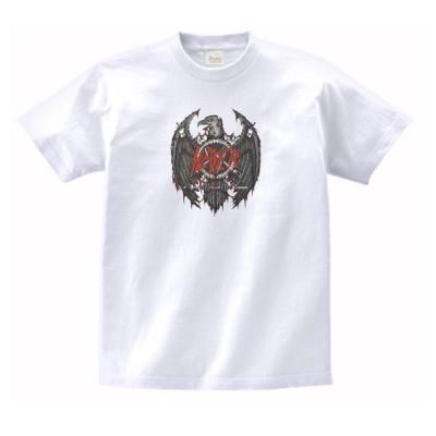 SLAYER 音楽・ロック・シネマ Tシャツ